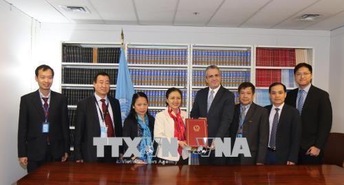 Le Vietnam ratifie le traité sur la non-prolifération des armes nucléaires - ảnh 1