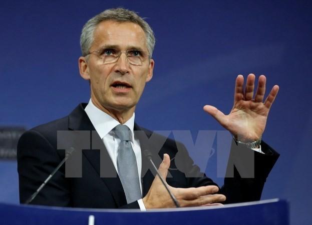 Jens Stoltenberg: L'OTAN doit s'adapter à une situation sécuritaire changeante - ảnh 1