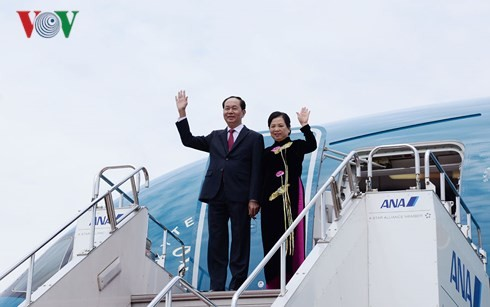 Le Vietnam et le Japon main dans la main - ảnh 1
