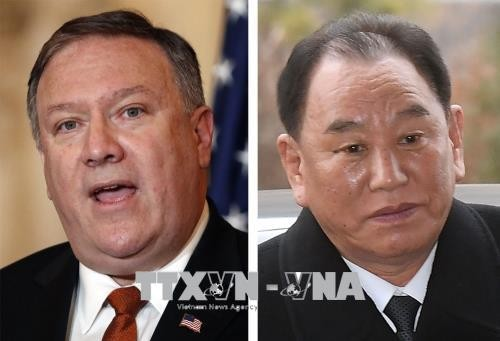 Le sommet entre Donald Trump et Kim Jong-un se prépare - ảnh 1