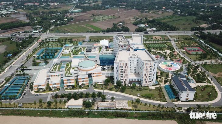 Inauguration de l'hôpital pédiatrique le plus moderne du Vietnam - ảnh 1