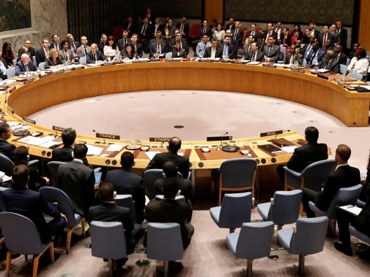 Onu: Veto US à une résolution du Conseil de sécurité sur Israël - ảnh 1
