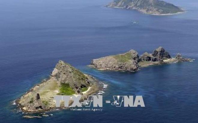 Kapal Tiongkok  masuk ke wilayah laut  di dekat kepulauan yang dipersengketakan dengan Jepang - ảnh 1