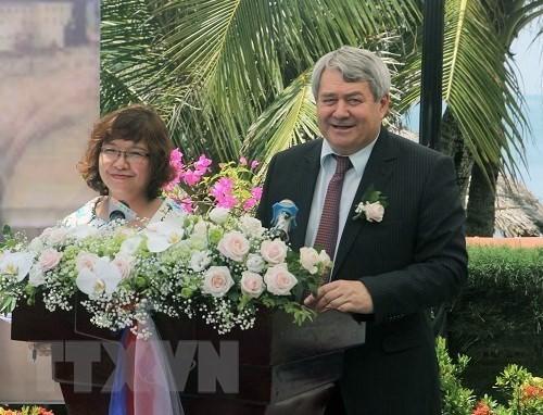 Inauguration du consulat d'honneur tchèque à Haiphong - ảnh 1