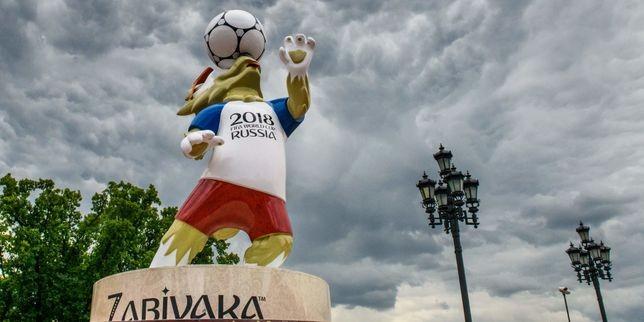 Coupe du monde 2018 : pour la cérémonie d'ouverture, la Russie a misé sur la sobriété - ảnh 1