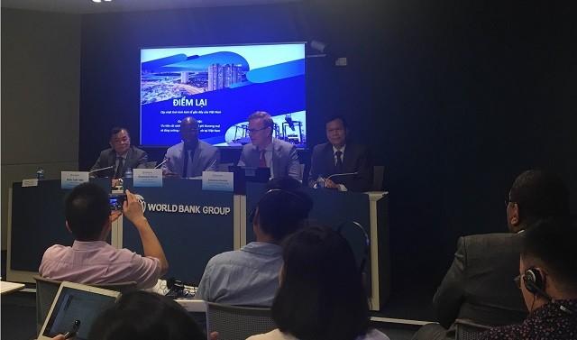 La Banque mondiale prévoit une croissance de 6,8% pour le Vietnam en 2018 - ảnh 1