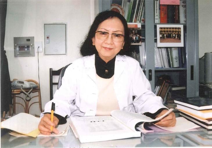 Pham Thi Trân Châu, une professeure patriotique - ảnh 1