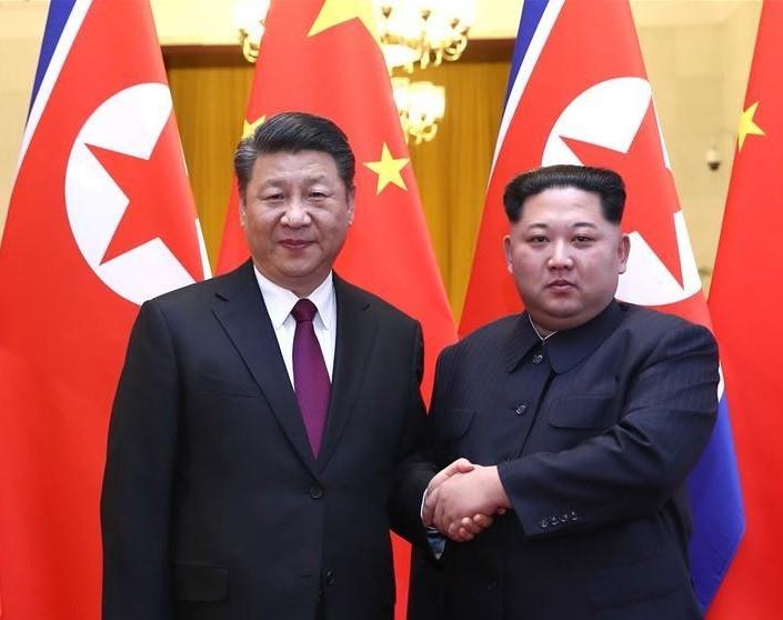 Pékin et Pyongyang décident de promouvoir la coopération stratégique - ảnh 1