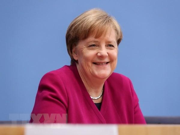 Les migrations constituent le plus grand défi de l'Europe, selon Angela Merkel - ảnh 1