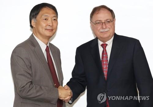 Partage des coûts de la défense: la 4e série de discussions débute à Séoul - ảnh 1