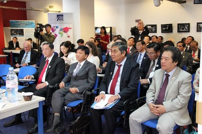 VPR France 2018 : programme de promotion des localités du Vietnam en France - ảnh 1