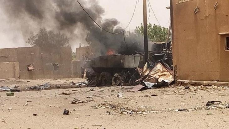 Mali: attaque contre des militaires français de la force Barkhane  - ảnh 1