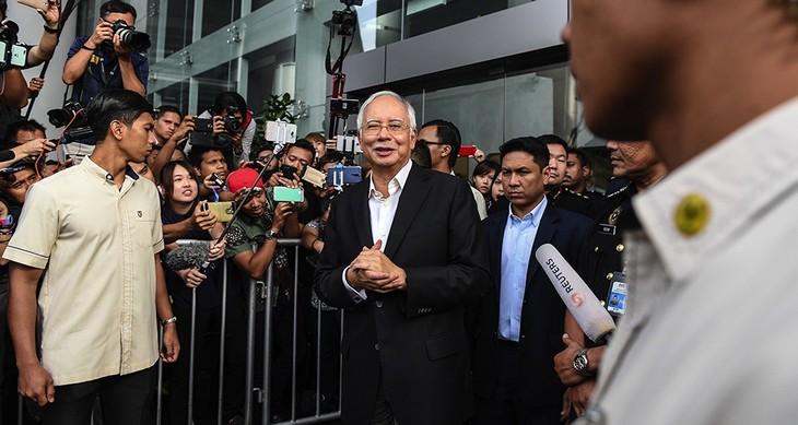 L'ex-Premier ministre de Malaisie arrêté  - ảnh 1