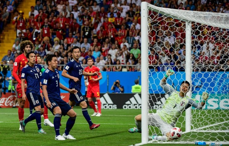 Coupe du monde 2018: la Belgique se sauve à la dernière minute - ảnh 1