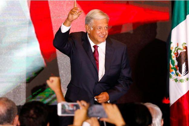 """Mexique : le président élu propose à Trump de """"réduire les migrations"""" - ảnh 1"""