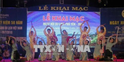Ouverture du Festival touristique de Phu Yên  - ảnh 1