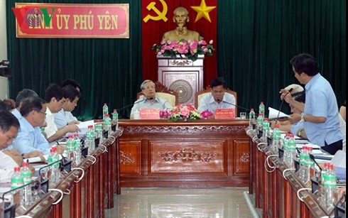 Trân Quôc Vuong à Phu Yên - ảnh 1