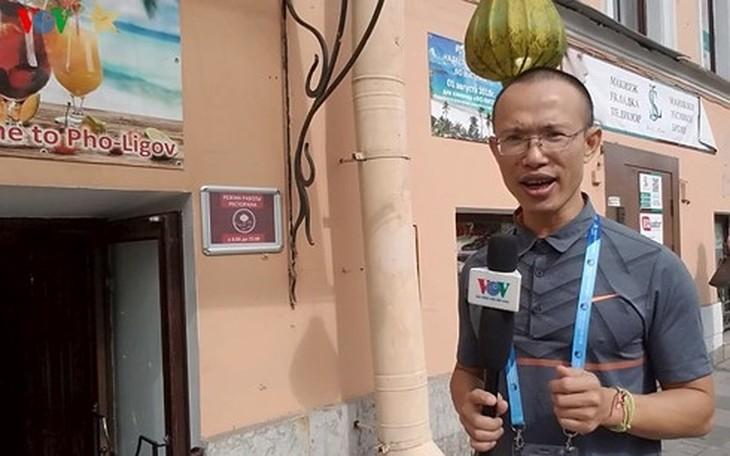 La cuisine vietnamienne en Russie - ảnh 1