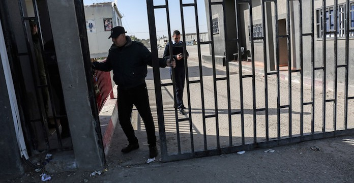 Hamas: la fermeture du passage de Kerem Shalom est un crime contre l'humanité - ảnh 1