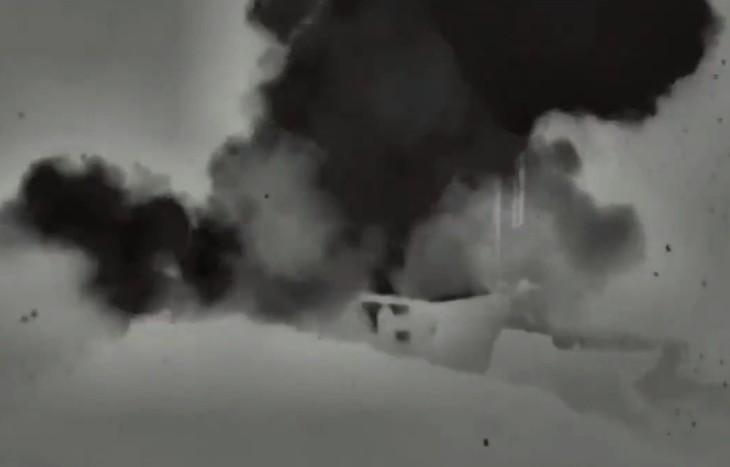 Israël dit avoir intercepté un drone en provenance de Syrie  - ảnh 1