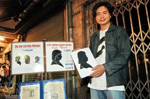 Tô Hoàn et le portrait découpé   - ảnh 1