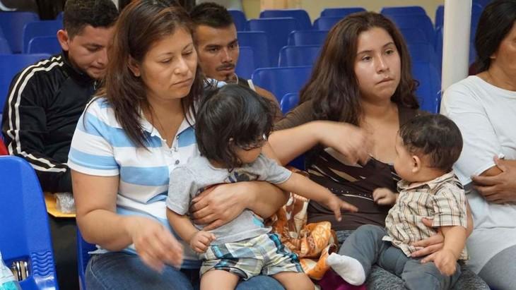 Un juge suspend les expulsions de familles de migrants réunies - ảnh 1
