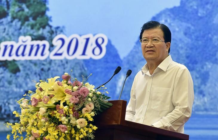 Ouverture d'un colloque sur le développement maritime durable du Vietnam - ảnh 1