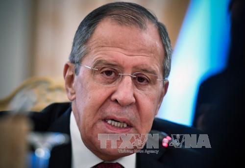 Le chef de la diplomatie russe en Israël pour parler de la Syrie - ảnh 1