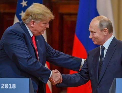 Trump veut rencontrer Poutine début 2019, après l'enquête russe - ảnh 1