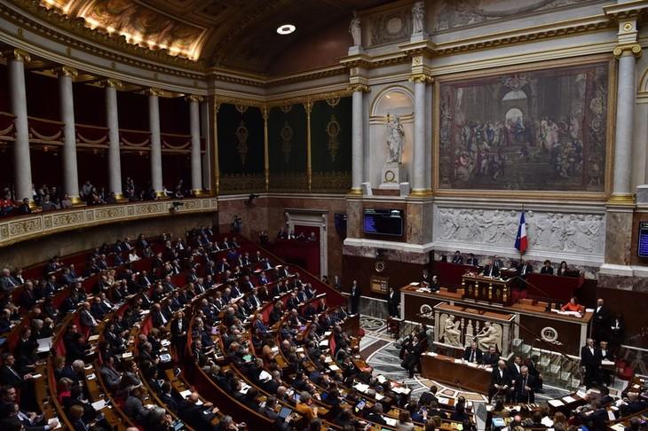 L'Assemblée nationale française adopte le projet de loi asile et immigration - ảnh 1