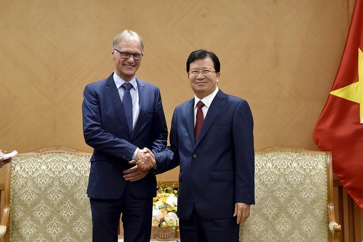 Logement : le Vietnam salue les expériences allemandes  - ảnh 1