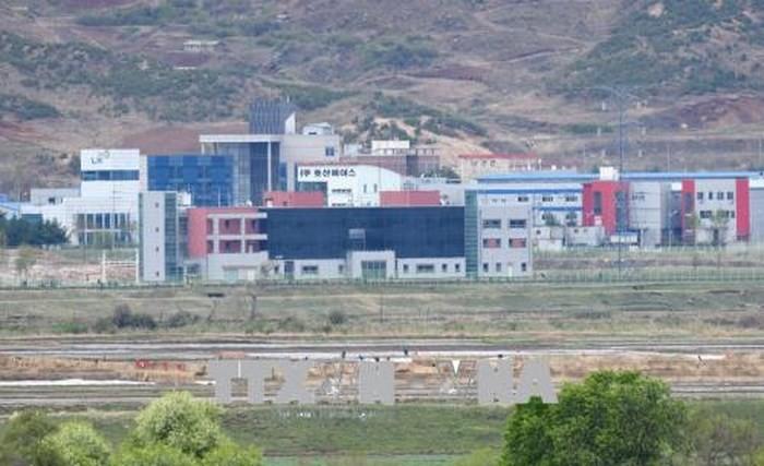 Pour Séoul, pas de réouverture du complexe de Kaesong avant la levée des sanctions - ảnh 1