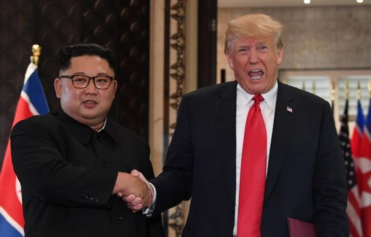 RPDC: pas de nouveau sommet entre Kim Jong-un et Donald Trump - ảnh 1