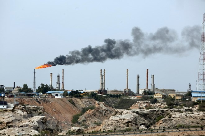 Iran: les États-Unis réimposent des sanctions - ảnh 1