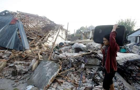 Indonésie : nouveau séisme de magnitude 5,9 - ảnh 1