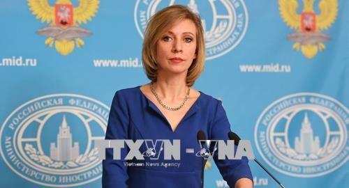 Budget 2019 du Pentagone : Moscou inquiet des effets négatifs à la sécurité internationale - ảnh 1