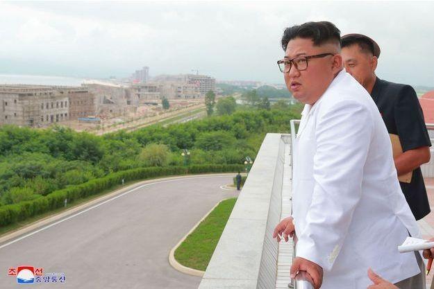 """Kim Jong-un dénonce des """"sanctions scélérates""""  - ảnh 1"""