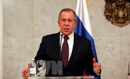 Regain de tension entre Moscou et Londres - ảnh 1