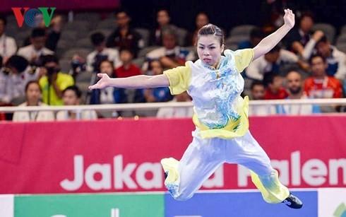 ASIAD 2018: deux médailles de bronze supplémentaires pour le Vietnam - ảnh 1