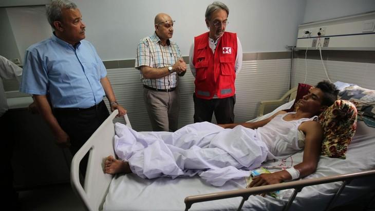 La bande de Gaza manque de fioul et de médicaments, selon l'ONU - ảnh 1