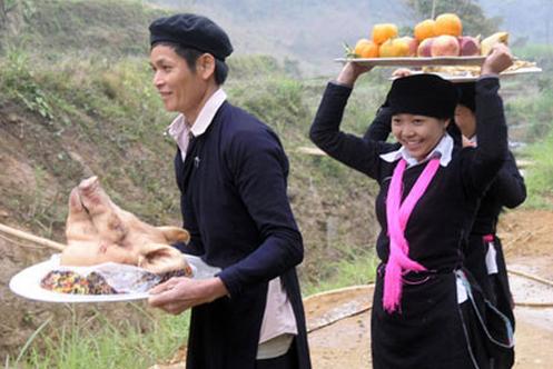 La cérémonie d'ouverture de la forêt des Dao - ảnh 2