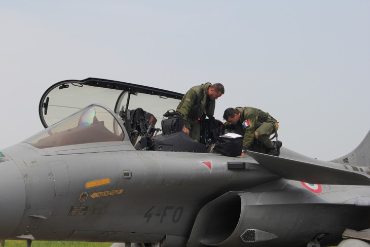 Un rafale français dans le ciel vietnamien - ảnh 2