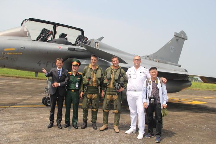 Un rafale français dans le ciel vietnamien - ảnh 3
