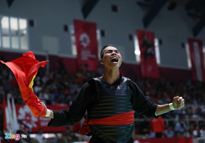 ASIAD 18: le Vietnam remporte deux médailles d'or supplémentaires - ảnh 1