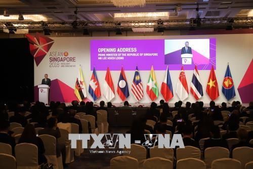 Ouverture de la conférence des ministres de l'Économie de l'ASEAN - ảnh 1