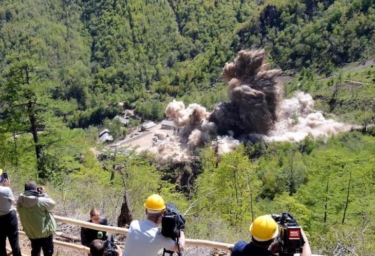Corée : la dénucléarisation avant la déclaration de fin de la guerre, dit Washington - ảnh 1