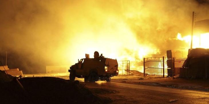 Libye : l'escalade de violence inquiète l'UE et Washington - ảnh 1