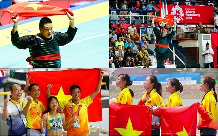 ASIAD 18: La délégation sportive vietnamienne a atteint ses objectifs - ảnh 1