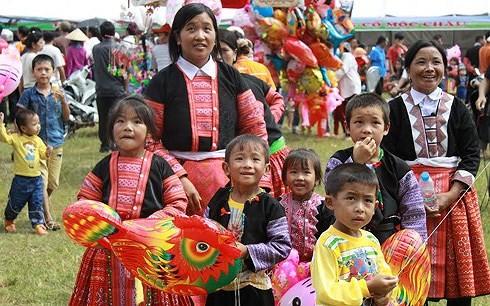 La fête de l'indépendance façon Mông - ảnh 2