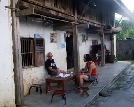 Le hameau de Chi mise sur le tourisme communautaire - ảnh 1